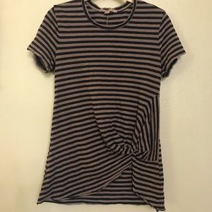 Stateside Made in USA T Shirt S Anthropologie NWOT